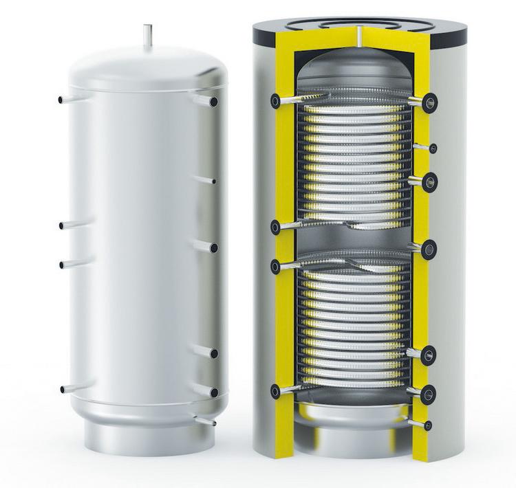 теплоаккумулятор для отопления